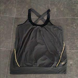 Lija workout top